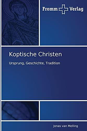 9783841600387: Koptische Christen