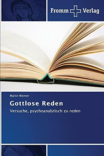Gottlose Reden: Martin Weimer