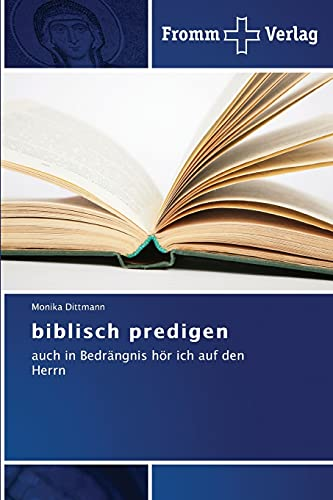9783841604859: Biblisch Predigen