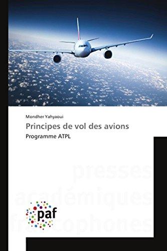 9783841621979: Principes de vol des avions: Programme ATPL