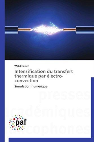 9783841631442: Intensification Du Transfert Thermique Par Electro-Convection