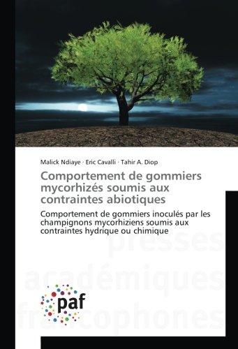 Comportement de gommiers mycorhizés soumis aux contraintes: Ndiaye, Malick /