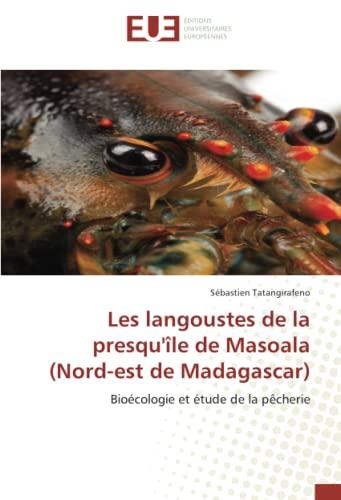 9783841662545: Les langoustes de la presqu'île de masoala (nord-est de madagascar)