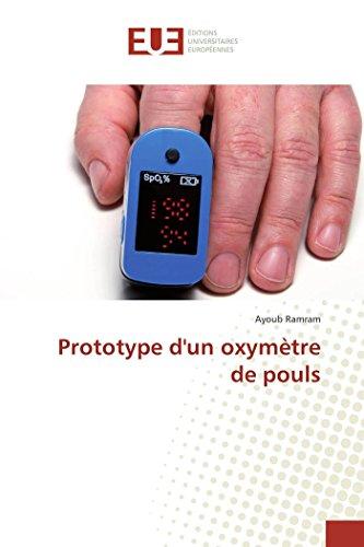 9783841665812: Prototype D'Un Oxymetre de Pouls