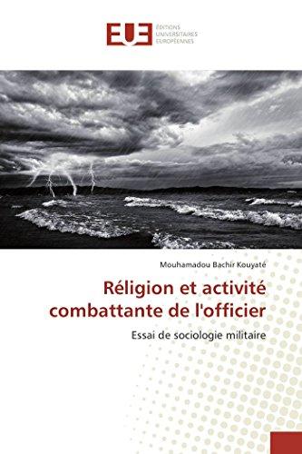 9783841666277: Religion Et Activite Combattante de L'Officier
