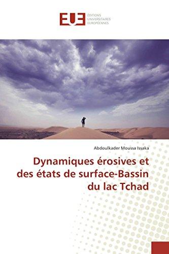 9783841671905: Dynamiques érosives et des états de surface-Bassin du lac Tchad