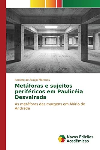 Metáforas e sujeitos perifàricos em PaulicÃÂ