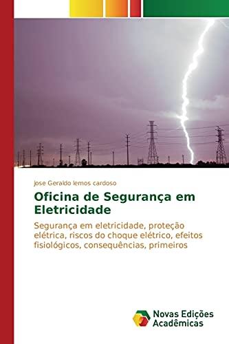 Oficina de Segurança em Eletricidade: Cardoso, Jose Geraldo