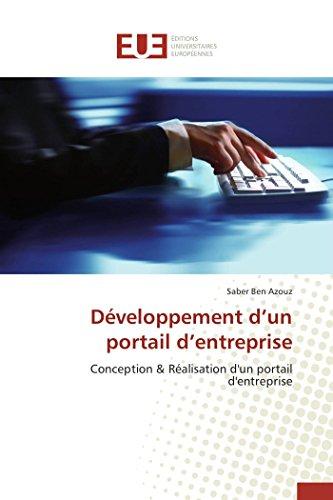 Développement d'un portail d'entreprise: Saber Ben Azouz