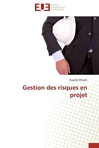 Gestion des risques en projet: Assahbi Khssibi