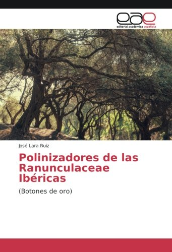 9783841759061: Polinizadores de las Ranunculaceae Ibéricas: (Botones de oro)