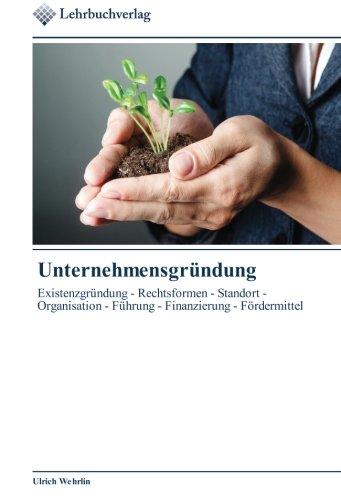 Unternehmensgründung: Ulrich Wehrlin
