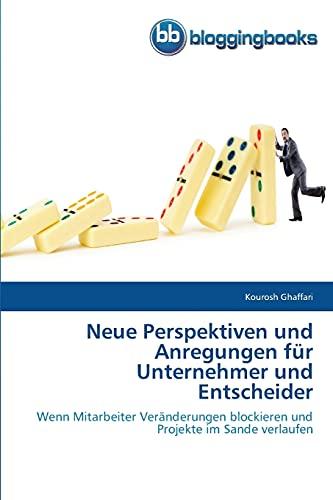 9783841772343: Neue Perspektiven Und Anregungen Fur Unternehmer Und Entscheider