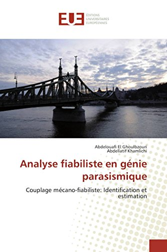 Analyse Fiabiliste En Genie Parasismique: Collectif
