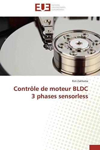 9783841790170: Contrôle de moteur BLDC 3 phases sensorless (Omn.Univ.Europ.) (French Edition)