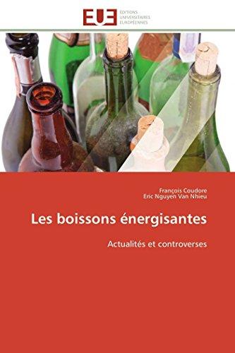 9783841795762: Les boissons énergisantes: Actualités et controverses