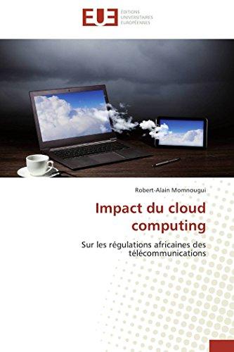 Impact du cloud computing: Momnougui, Robert-Alain