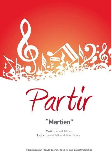 9783841806369: Partir: Martien, Full Score