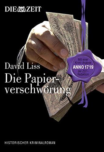 9783841900067: Die Papierverschwörung