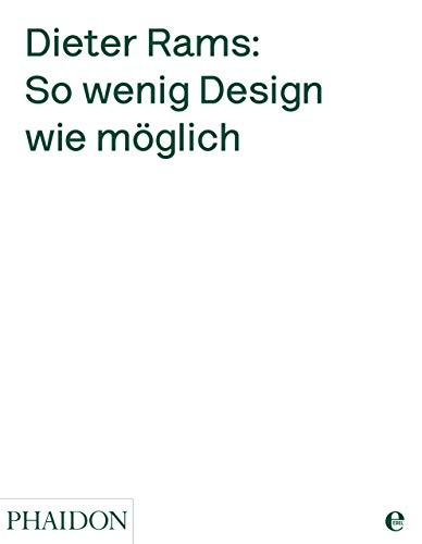 9783841901903: So wenig Design wie möglich