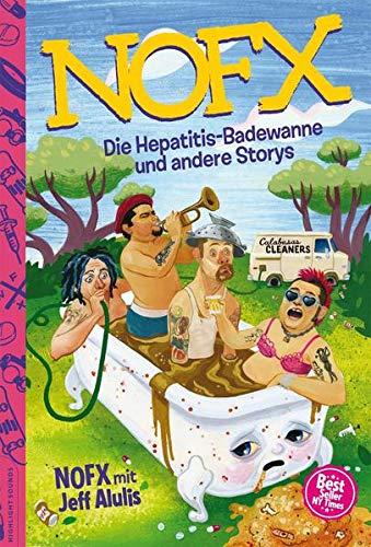 9783841905093: Die Hepatitis-Badewanne und andere Storys: Fan Edition