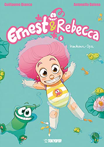 9783842000315: Ernest & Rebecca 03: Insekten-Opa