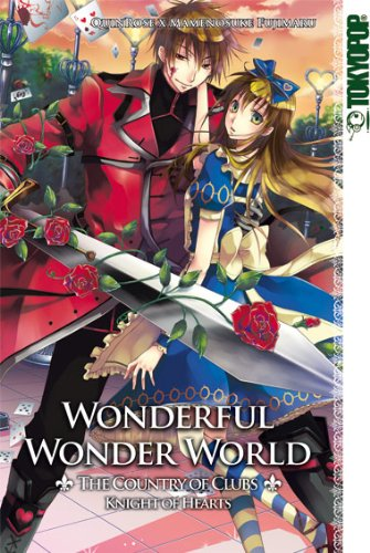 9783842000421: Wonderful Wonder World - Country of Clubs: Knight of Hearts