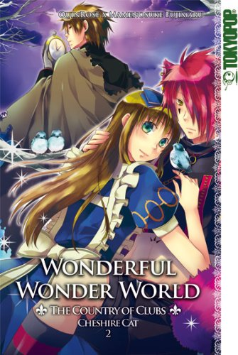 9783842000445: Wonderful Wonder World - Country of Clubs: Cheshire Cat 02