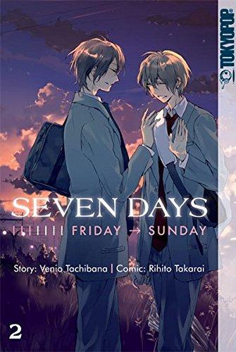 9783842000476: Seven Days 02
