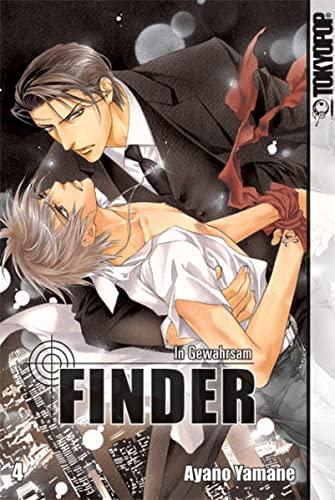 Finder 04: In Gewahrsam - Yamane, Ayano