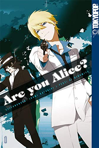 Are you Alice? 01: Ninomiya, Ai; Katagiri, Ikumi