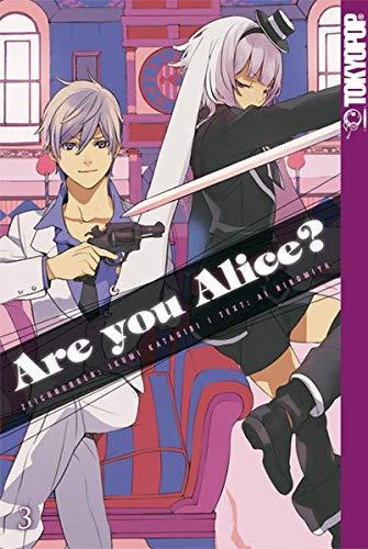 Are you Alice? 03: Ninomiya, Ai