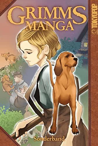 9783842002364: Grimms Manga Sonderband