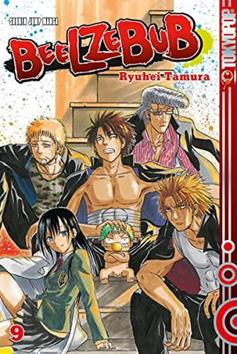 Beelzebub 09: Ryuhei Tamura