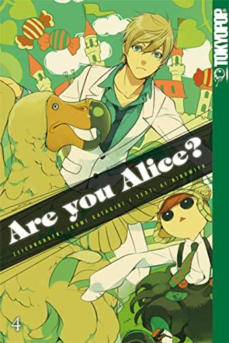 9783842003798: Are you Alice? 04