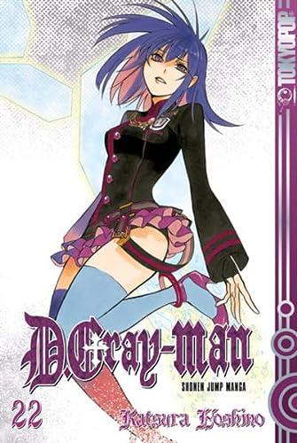 9783842003910: D.Gray-man 22