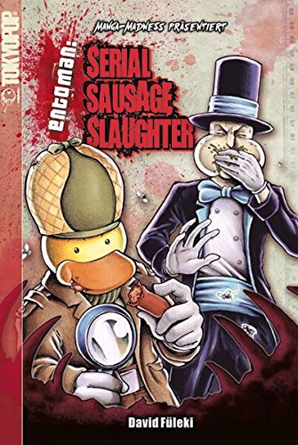 9783842003996: Manga Madness: Serial Sausage Slaughter