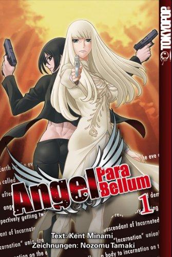 9783842004153: Angel Para Bellum 01