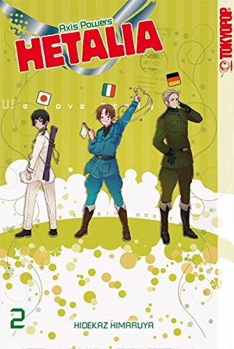 9783842004719: Hetalia - Axis Powers 02