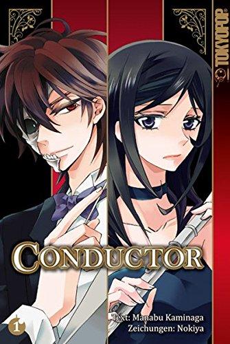 Conductor 01: Kaminaga, Manabu, Nokiya