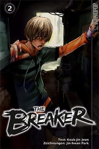 Park, J: Breaker 02 - Park, Jin-Hwan; Jeon, Keuk-jin