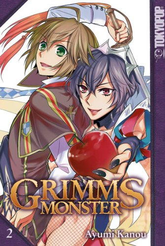 9783842005938: Grimms Monster 02