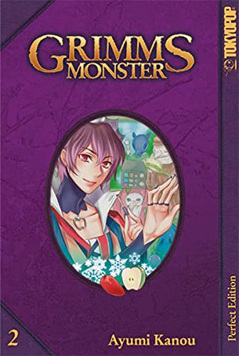 9783842005952: Grimms Monster 02: Perfect Edition