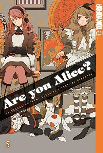 Are you Alice? 05: Ninomiya, Ai; Katagiri, Ikumi