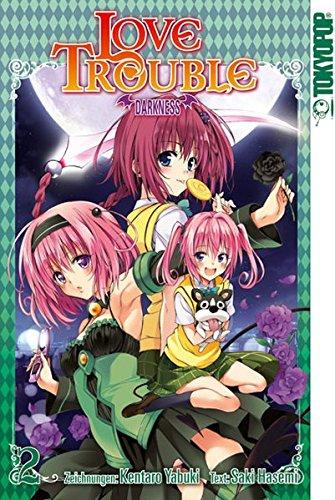 Love Trouble Darkness 02: Yabuki, Kentaro; Hasemi, Saki