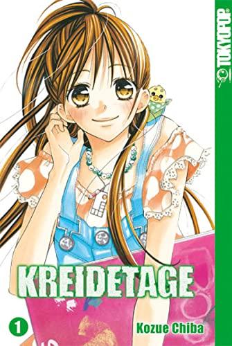 9783842006997: Kreidetage 01