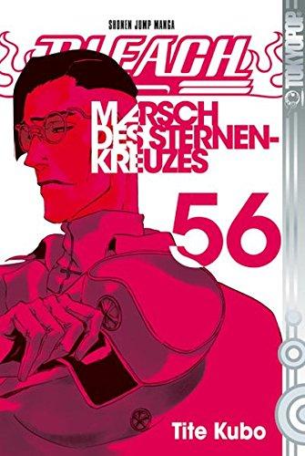 9783842007482: Bleach 56: Marsch des Sternenkreuzes