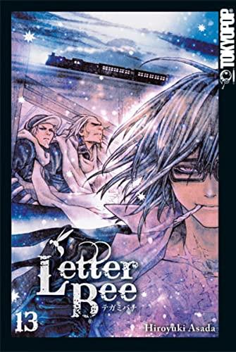 Letter Bee 13: Der Distrikt Kagero: Hiroyuki Asada, Yohana