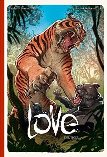 9783842007956: Love 01: Der Tiger