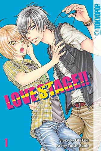 9783842008113: Love Stage!! 01